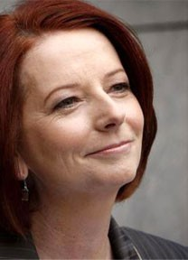 PM Julia Gillard compared to 'old cow' by CEO explaining plans for abattoir to slaughter old cows.