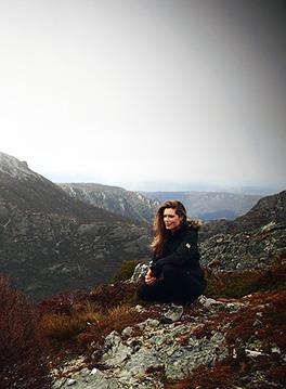 Trekking Tasmania