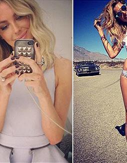 On 'Australia's most self-obsessed models'