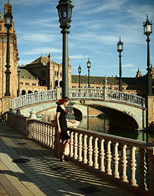 Three nights in Seville