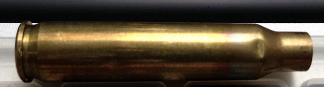 5.56 mm shell casing