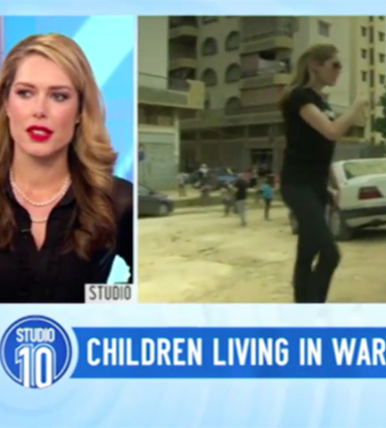 The Syrian Crisis – Children Living In War